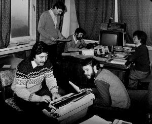 Polskie Radio Szczecin: Teodor Baranowski, Ryszard Mysiak, Marek Borowiec, Jarosław Dalecki Maria Gruszczyńska