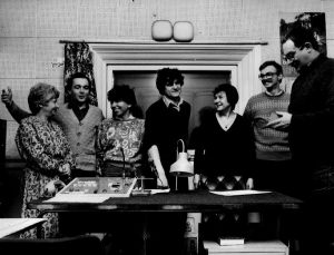 Lina Wejsman, Bogusław Radziak, Anna Waraczewska, Dariusz Michalski, Kazimiera Kuberówna, Ryszard Brodziński, Jerzy Szafulski