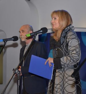 Anna Kolmer i Marek Rudnicki