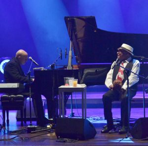9. All Jarreau na scenie filharmonii szczecińskiej