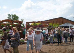 na terenie Folwarku odbyło się wiele imprez towarzyszących wśród licznych stoisk tematycznych