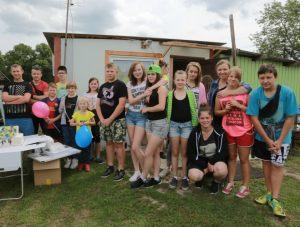 dzieci z Domu Dziecka w Policach