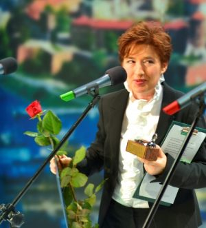 Anna Bartczak - dyrektor TVP Szczecin