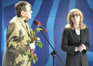 Jan Sylwestrzak i Anna Kolmer