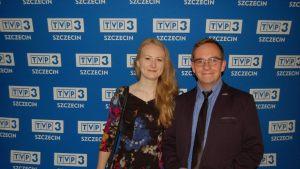 13. Gala Dziennikarz Roku 2015, fot. Joanna Toszek, TVP3 Szczecin
