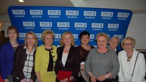 15. Gala Dziennikarz Roku 2015, fot. Joanna Toszek, TVP3 Szczecin