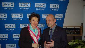 32. Gala Dziennikarz Roku 2015, fot. Joanna Toszek, TVP3 Szczecin