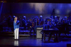 Prowadząca koncert Magdalena Wilento