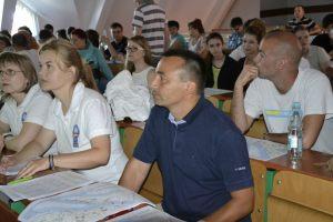 kandydaci na oficerów łącznikowych podczas szkolenia