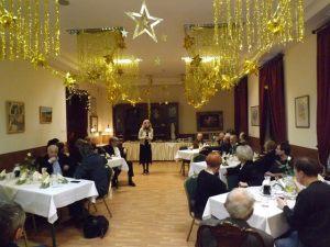 Spotkanie noworoczne dziennikarzy 05.02.2016 w Willa West-Ende
