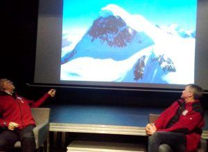 Pokaz slajdów z wypraw górskich