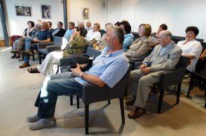 publiczność na spotkaniu z Krystyną Pohl