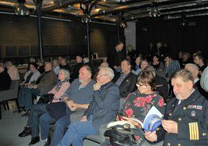 publiczność spotkania z Krysyną Pohl