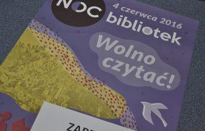 Noc Bibliotek 2016 w Książnicy Pomorskiej 2016 - 4