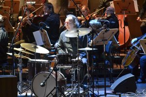 4. perkusista tria Gogolewskiego - Adam Lewandowski
