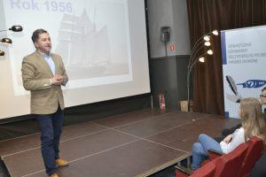 Jerzy Raducha z Centrum Żeglarskiego w Szczecinie opowiada o The Tall Ships Races