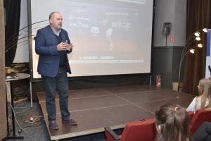 Krzysztof Bobala z firmy Bono opowiada o turnieju tenisowym Pekao Open