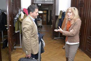 Anna Kolmer, przewodnicząca SDRP Pomorze Zachodnie, w rozmowie z Jerzym Raduchą