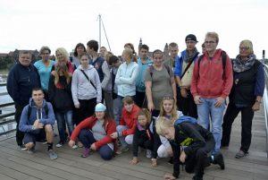 zdjęcie zbiorowe całej grupy