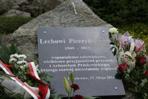 tablica pamiątkowa poświęcona Lechowi Pieczyńskiemu - 2