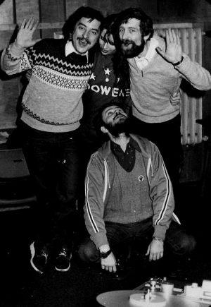 Polskie Radio Szczecin: Teodor Baranowski, Marek Borowiec i Jarosław Dalecki