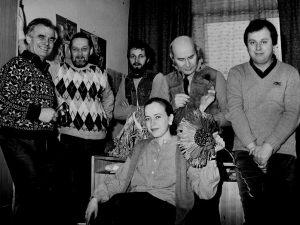 Zbigniew Bienioszek, Kazimierz Tomczyk, Zdzisław Tararako, Wiesław Dachowski, Stanisław Szubiński, Małgorzata Furga