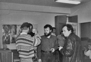 Adam Bogoryja-Zakrzewski, Jerzy Szafulski, Jarosław Dalecki Cezary Guriew, Artur Busiakiewicz, Stanisław Szubuński, Magdalena Michalska